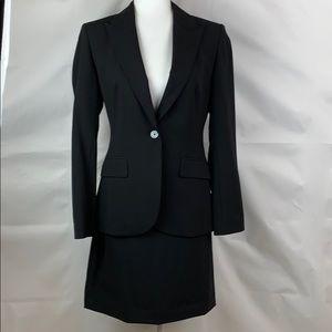 Michael Kors Black blazer and skirt suit